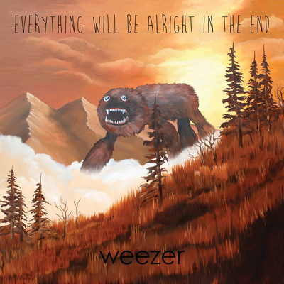 アルバム/Everything Will Be Alright In The End/Weezer