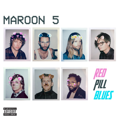 アルバム/Red Pill Blues (Deluxe)/Maroon 5