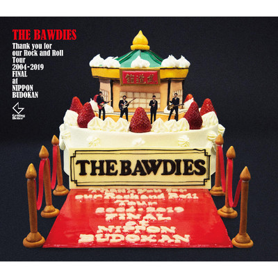 シングル/KICKS! (2004-2019 Final at 日本武道館)/THE BAWDIES