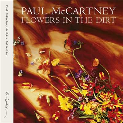 アルバム/Flowers In The Dirt/Paul McCartney