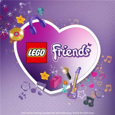 シングル/The Power Of Friendship/LEGO Friends