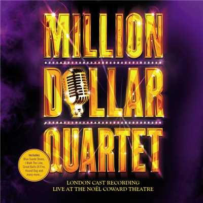 シングル/Real Wild Child (Ben Goddard as Jerry Lee Lewis)/Million Dollar Quartet