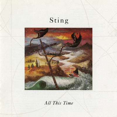 アルバム/All This Time/Sting