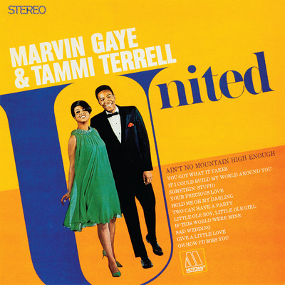 シングル/Oh How I'd Miss You/Marvin Gaye/Tammi Terrell
