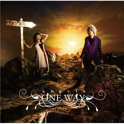アルバム/ONE WAY/angela