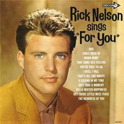 For You/Rick Nelson