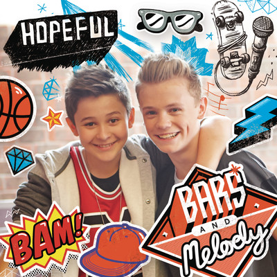 シングル/Hopeful (SummerJam Remix)/Bars and Melody