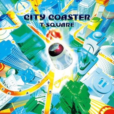 アルバム/CITY COASTER/T-SQUARE