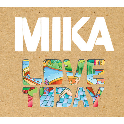 アルバム/Love Today/MIKA