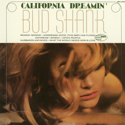ハイレゾアルバム/California Dreamin'/Bud Shank