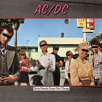 シングル/Dirty Deeds Done Dirt Cheap/AC/DC