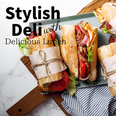 アルバム/Stylish Deli with Delicious Lunch/Relaxing Guitar Crew