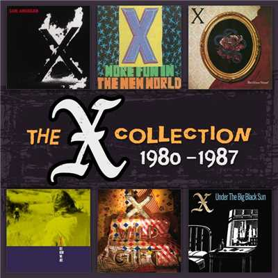 アルバム/The X Collection: 1980-1987/X