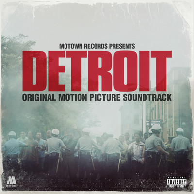 ハイレゾアルバム/Detroit (Original Motion Picture Soundtrack)/Various Artists