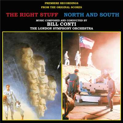 "シングル/The Right Stuff: Yeager's Triumph (From ""The Right Stuff"")/Bill Conti"