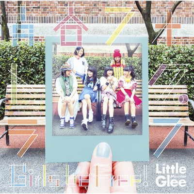 シングル/Girls be Free! -instrumental-/Little Glee Monster