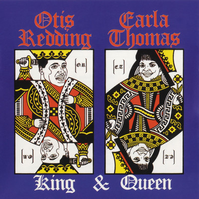 シングル/Knock On Wood/Otis Redding & Carla Thomas
