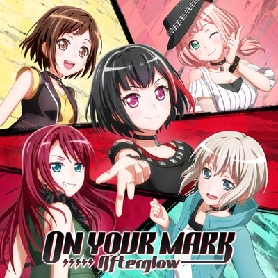 シングル/ON YOUR MARK -instrumental-/Afterglow