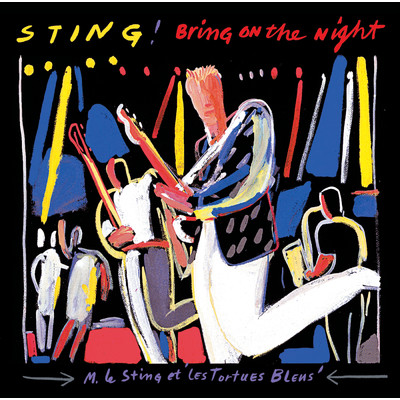 シングル/Low Life (Live In Rome)/Sting