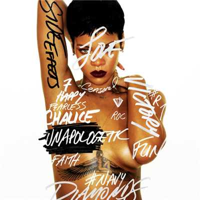 Get It Over With (Album Version)/Rihanna