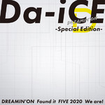 シングル/DREAMIN' ON/Da-iCE