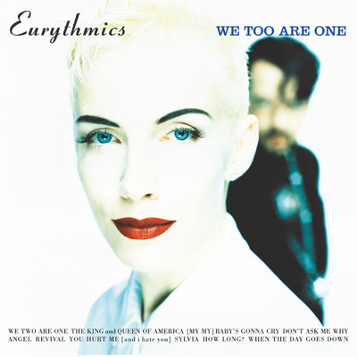 We Too Are One/Eurythmics/Annie Lennox/Dave Stewart
