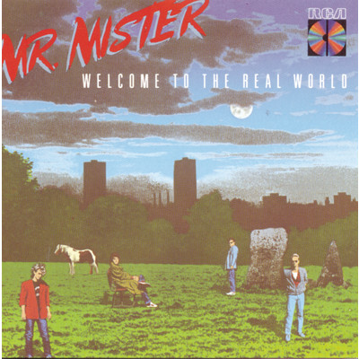 シングル/Welcome to the Real World/Mr. Mister