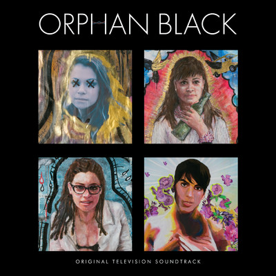 アルバム/Orphan Black (Original Television Soundtrack)/Various Artists
