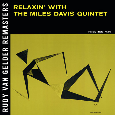 ハイレゾアルバム/Relaxin' With The Miles Davis Quintet (Rudy Van Gelder Remaster)/The Miles Davis Quintet