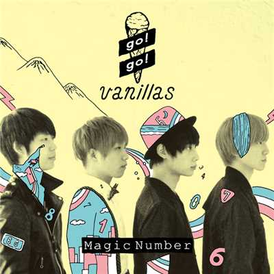 アルバム/Magic Number/go!go!vanillas
