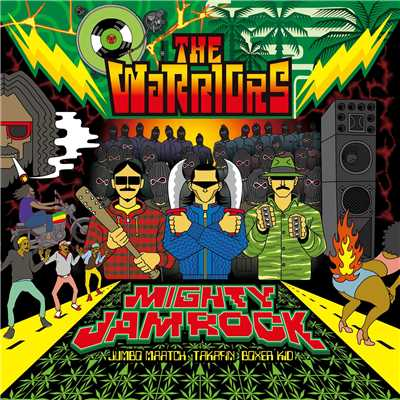 アルバム/THE WARRIORS/MIGHTY JAM ROCK