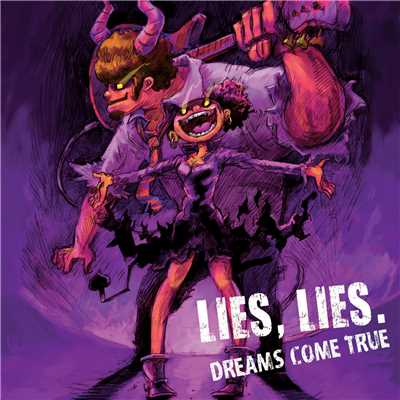 アルバム/LIES,LIES./DREAMS COME TRUE