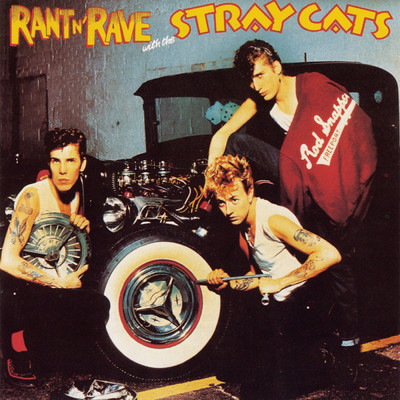 シングル/I Won't Stand in Your Way/Stray Cats
