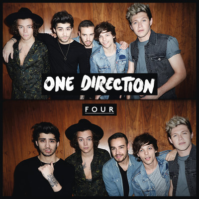 アルバム/FOUR/One Direction