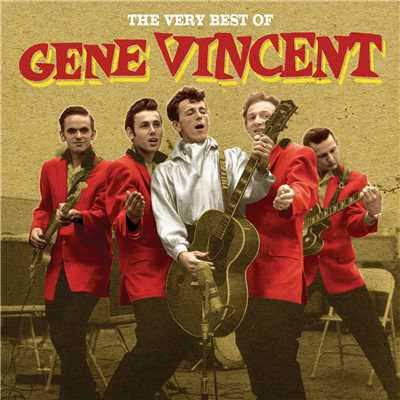 シングル/Rocky Road Blues/Gene Vincent & His Blue Caps