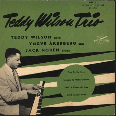 アルバム/Someone To Watch Over Me/Teddy Wilson