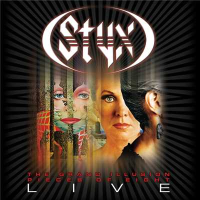 アルバム/The Grand Illusion/Pieces Of Eight Live (Live From Orpheum Theater In Memphis, TN / 2011)/Styx