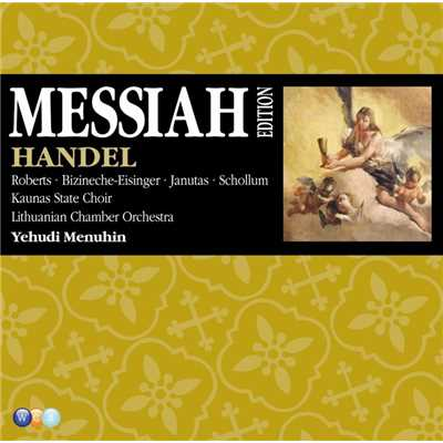 アルバム/Menuhin conducts Handel : The Messiah/Yehudi Menuhin