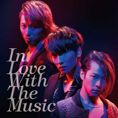 アルバム/In Love With The Music 初回盤B/w-inds.