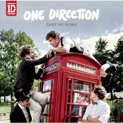 アルバム/Take Me Home/One Direction