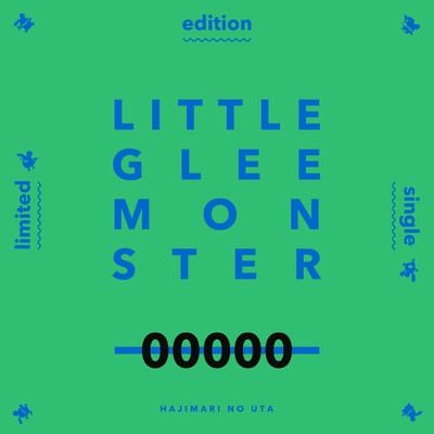 シングル/Magic Snow/Little Glee Monster