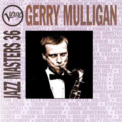 アルバム/Jazz Masters 36:  Gerry Mulligan/Gerry Mulligan