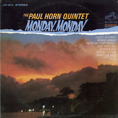 Girl/The Paul Horn Quintet