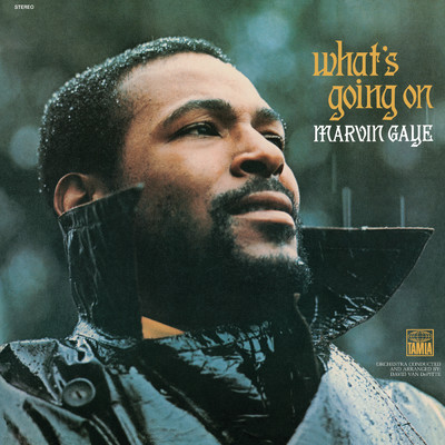 ハイレゾアルバム/What's Going On/Marvin Gaye