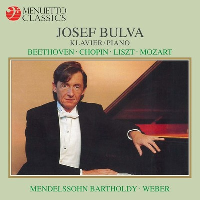 アルバム/Josef Bulva Plays Concert Pieces and Sonatas/Josef Bulva