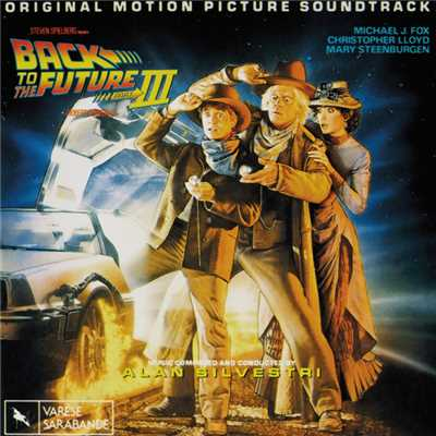 It's Clara (The Train, Pt. 2)/Alan Silvestri