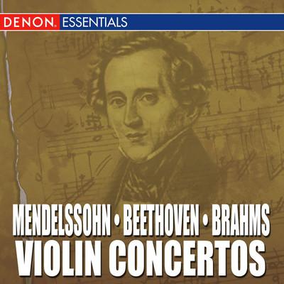 Violin Concerto in D Major, Op  77: II  Adagio (featuring