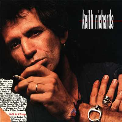 シングル/Take It So Hard/Keith Richards