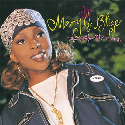 シングル/Love No Limit (Remix)/Mary J. Blige