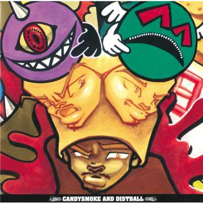 アルバム/CANDYSMOKE AND DISTBALL/BOφWY